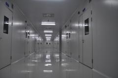 Lắp đặt phòng sạch Y tế - Văn phòng nhà Xưởng